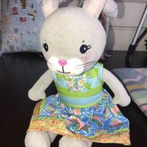 Matilda Jane Plush Bunny, NWT